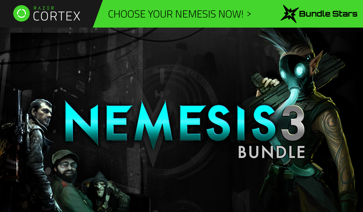 Grab the Nemesis 3 bundle from Bundle Stars today!