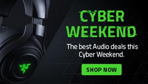 CyberWeekend Audio