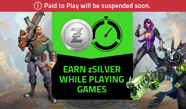 Paid to Play Suspension